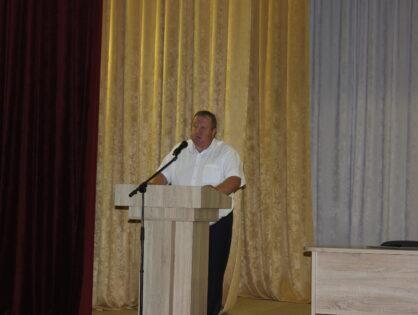 В ходе рабочей поездки «Кузлитмаш» посетил сенатор от Брестской области Владимир Хроленко.