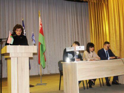Профсоюзная конференция. Свидетельство плодотворной работы в рамках социального партнерства.
