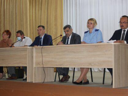 Единый день информирования. Полезный диалог с трудовым коллективом открытого акционерного общества «Кузлитмаш».